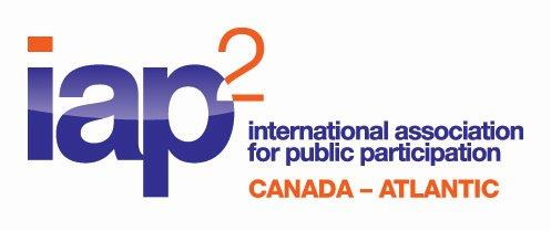 Atlantic Canadian Chapter of the International Association for Public Participation (IAP2) Canada logo