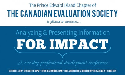 Analyzing and presenting  information for impact
